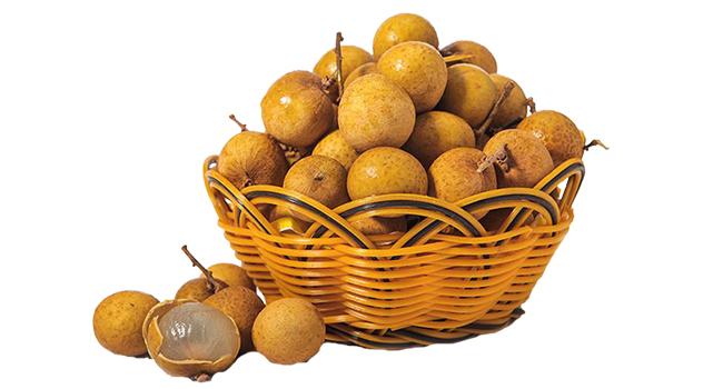 Nhãn Ido sạch xuất khẩu tại Fruits T&T