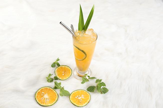Tác dụng của uống nước cam mỗi ngày